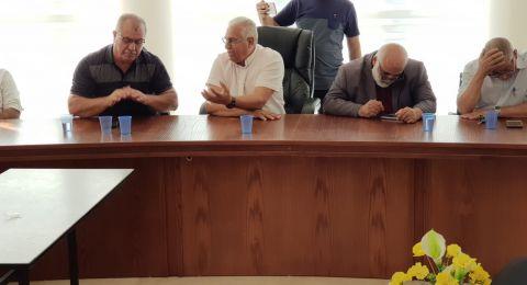 المتابعة تقرر سلسلة خطوات إحتجاجًا على التصعيد الإسرائيلي