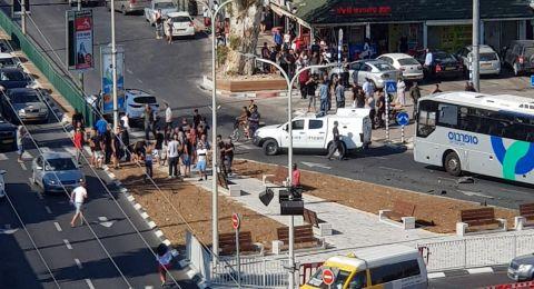 العفولة: مصرع رجل في حادث إنفجار مركبة
