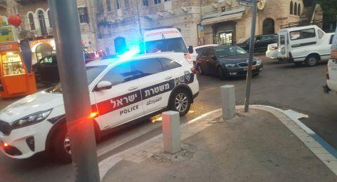 اصابة شاب بجراح متفاوتة اثر تعرضه لإطلاق نار في حيفا