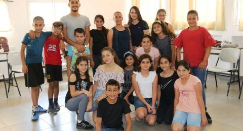 انطلاق فعاليات مخيم المحبة الثالث في سخنين تحت رعاية بلدية سخنين وقسم الشبيبة