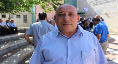 رؤوساء المجالس البدوية يحتجون على قانون القومية