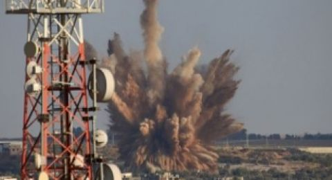 استشهاد 3 مواطنين جراء استهداف مدفعية الاحتلال لشرقي غزة
