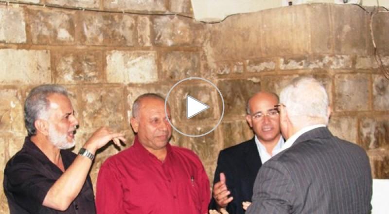 رئيس الكنيست يقيم افطارا للنواب العرب في ام الفحم