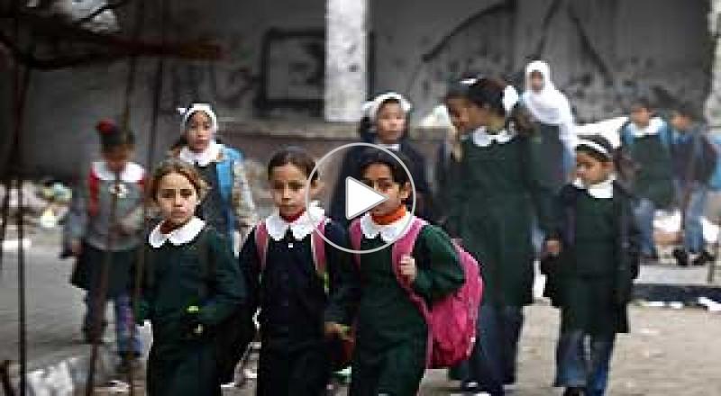 اطفال غزة في اسرائيل حكاية منسية