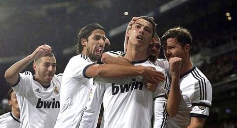 ريال مدريد يدّك شباك جاره خيتافي برباعية