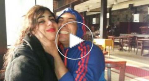 صور حميمة تجمع سعد الصغير والراقصة شمس