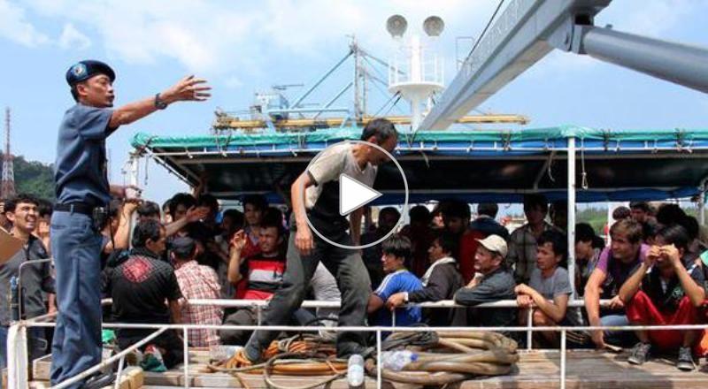 اندونيسيا: نحو  18غريقًا لبنانيًا في سفينة هجرة غير شرعية