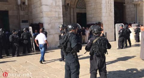 """إسرائيل تصوّت الأحد على مشروع قانون """"القدس الكبرى"""""""