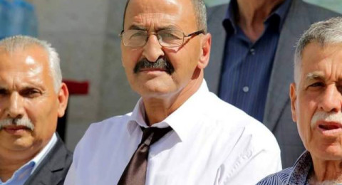 الإعلام الإسرائيلي يُحرض على والد الشهيد بهاء عليان