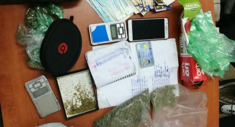الشرطة تكافح المخدرات: اعتقالات وتوقيفات