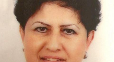 الناصرة: وفاة سعاد وهبه منصور (أم شادي)
