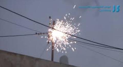 تماس كهربائي يسفر عن مصرع الطفل محمد دنديس  (9 اعوام)
