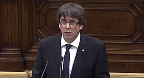 رئيس إقليم كتالونيا يعلق خطابه المرتقب الذي كان مقرراً اليوم