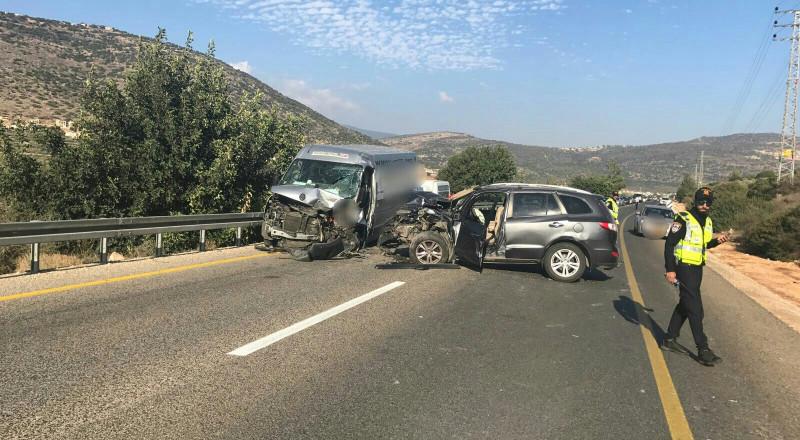 سلامة: حادث طرق يسفر عن 4 اصابات احداهم بالغة