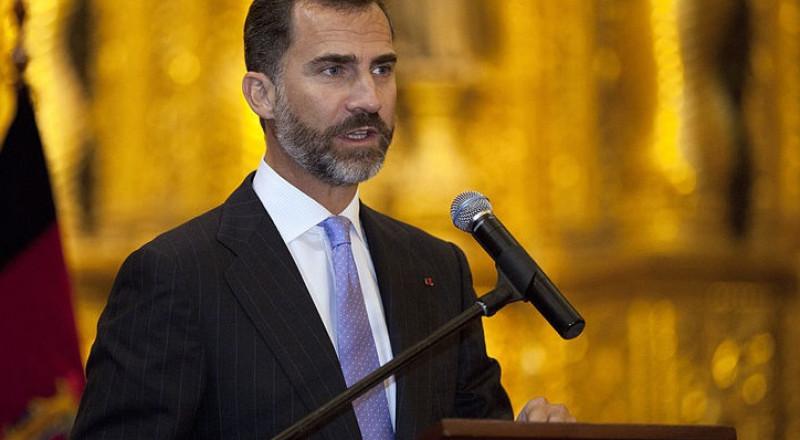 ملك إسبانيا غير مرغوب به في كتالونيا