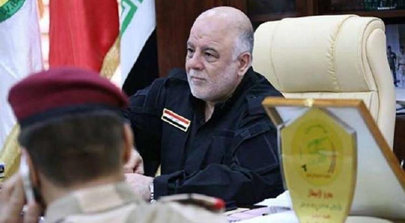 العبادي يعلن انطلاق عملية تحرير القائم غرب العراق من مسلحي