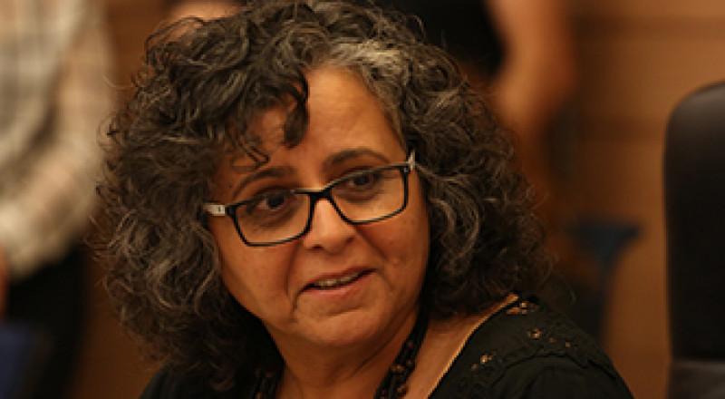 توما- سليمان في الهيئة العامة للكنيست