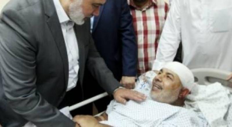 حماس تحمل اسرائيل مسؤولية محاولة اغتيال