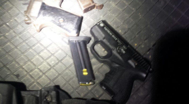 الشرطة تعتقل شاب من عكا بشبهة حيازته على أسلحة