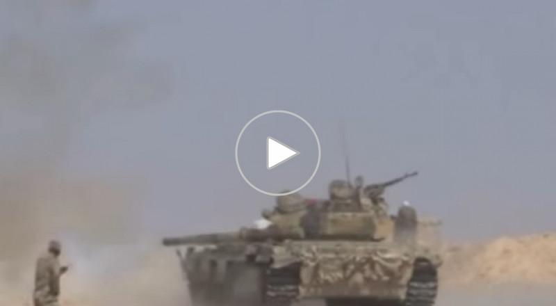 الجيش السوري يواصل عملياته نحو البوكمال
