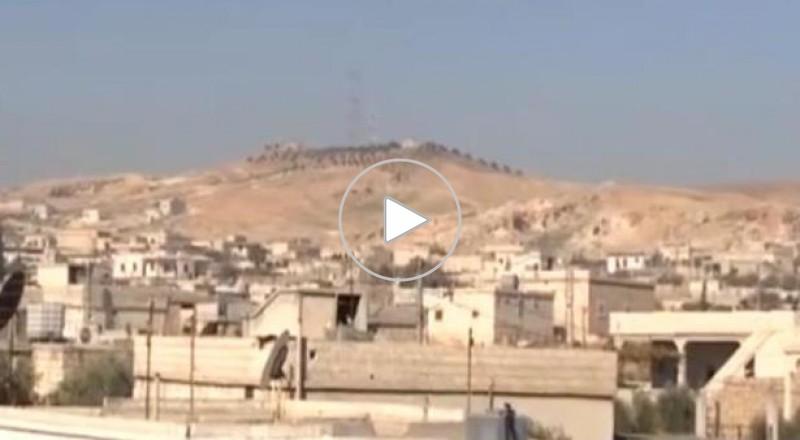 ريف حلب: الجيش السوري يصد هجوماً للمسلحين قرب بلدة العيس