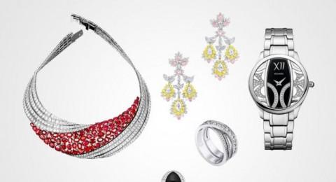 بالصور....أجمل تصاميم الماس لعام 2013