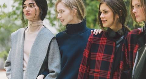 لوكات شتاء 2014 من Zara: ستايل جديد كل يوم