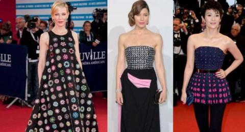 أزياء Dior الأكثر طلباً في عام 2013 وخاصةً التنورة المنفوشة!