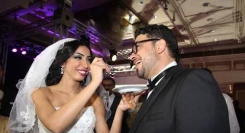 زفاف دنيا بطمة ومحمد الترك