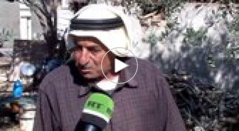 مستوطنة إسرائيلية ضد فلاح فلسطيني.. قصة أخرى لاغتصاب الارض
