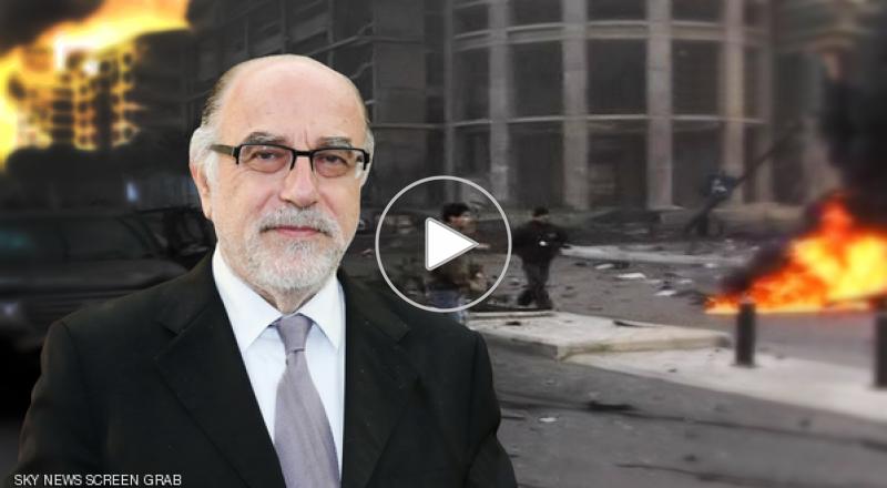 .اغتيال محمد شطح مستشار سعد الحريري بانفجار في بيروت