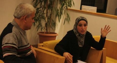 فيروز شحرور تشدو تسعة قصائد لفلسطين من رام الله