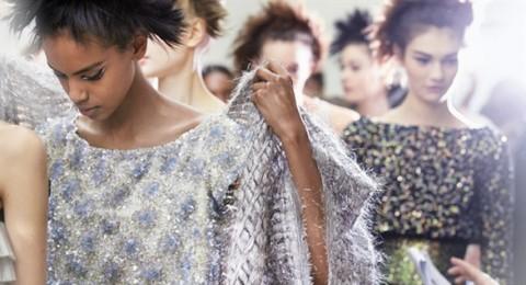 أزياء Chanel الراقية لربيع وصيف 2014