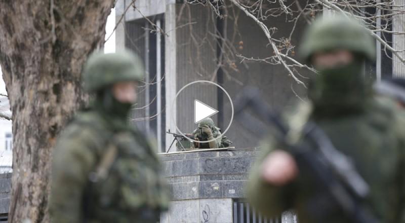 بوتين يطلب من مجلس الشيوخ إرسال قوات إلى أوكرانيا
