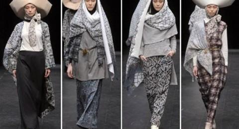 أسبوع الموضة في طوكيو يسلط أضواءه على الحجاب