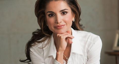 بعدما أخرجها ولي العهد من الصورة كيف ردت الملكة رانيا؟