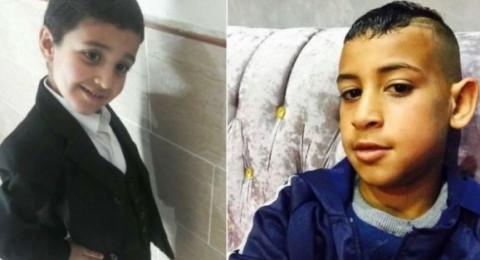 النقب: عائلتا الطفلان تحمل الجيش الاسرائيلي مقتل ابنيهما