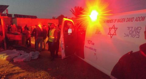 كارثة في النقب .. مصرع طفلين من قرية الزرنوق اثر انفجار ذخيرة قديمة!