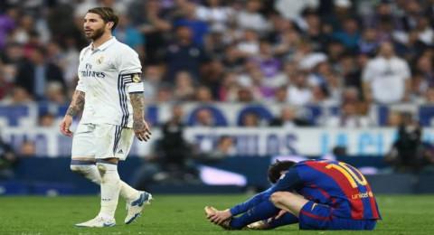 ريال مدريد يصارع لرفع العقوبة عن راموس