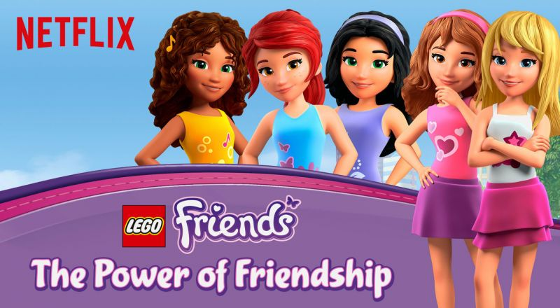 FRIENDS: THE POWER OF FRIENDSHIP