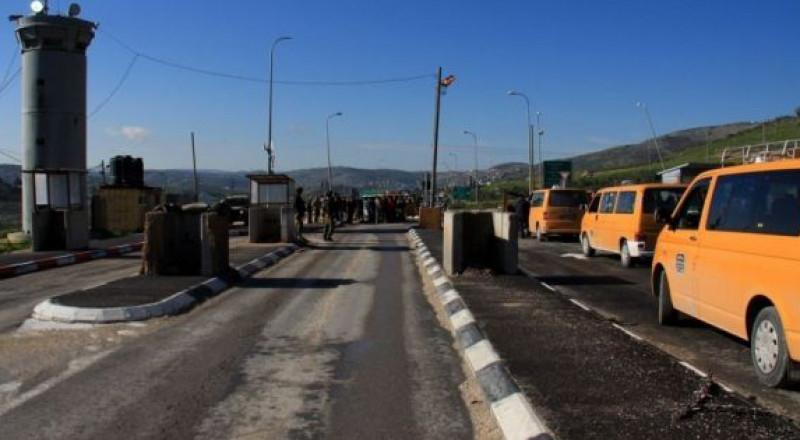 إطلاق نار على شاب فلسطيني قرب نابلس بحجة محاولة الطعن