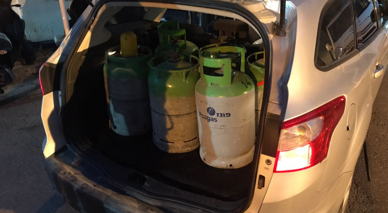 اعتقال 3 شبان من حورة قاموا بسرقة ورش عمل في رمات غان