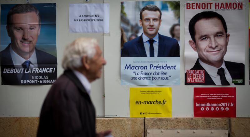 الانتخابات الفرنسية تدفع الأسهم الأوروبية للصعود
