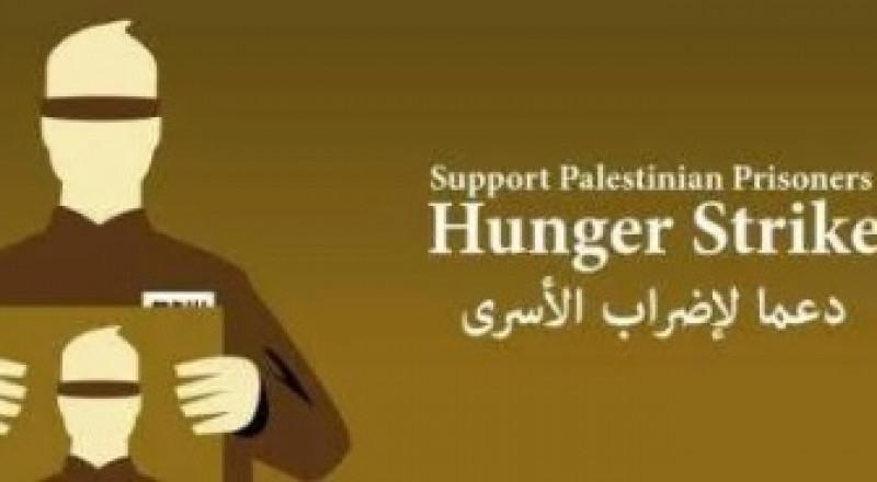 المؤسسة العربية لحقوق الانسان تدعو لدعم اضراب الاسرى ومطالبهم