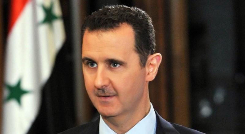 الأسد يتهم اسرائيل بتقديم الدعم الى الإرهابيين
