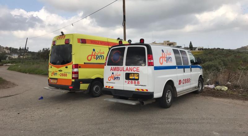 سخنين: اصابة امرأة (39عاما) خلال شجار