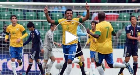 موعدنا الليلية مع نصف نهائي كأس القارات ...البرازيل VS الارغواي