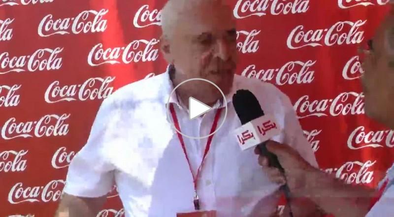 المدير العام لمجموعة كوكا كولا اسرائيل، ايتسيك تمير