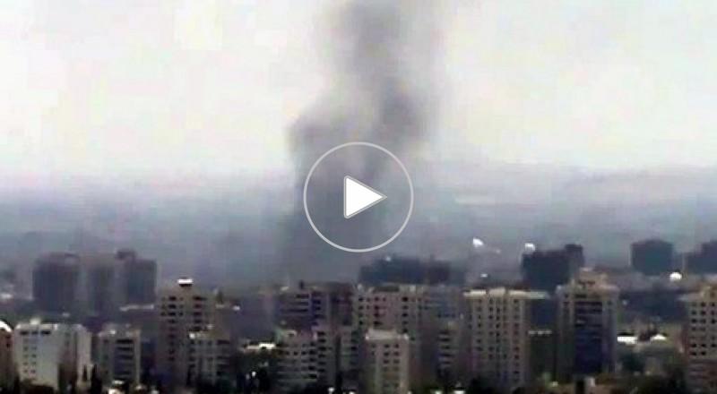 مقتل 110 من مسلحي المعارضة في قصف مدفعي نفذه الجيش السوري على الأحياء الجنوبية لدمشق