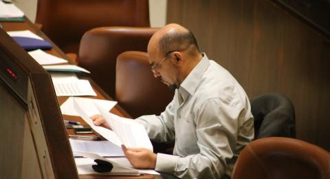وزير التربية والتعليم نفتالي بينيت يرد على إستجواب النائب مسعود غنايم حول حقوق الطلاب العرب في المؤسسات الأكاديمية واحترام مناسباتهم الدينية